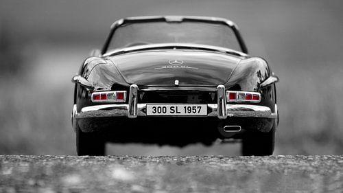 Mercedes 300 SL - 1957 van Ronald George