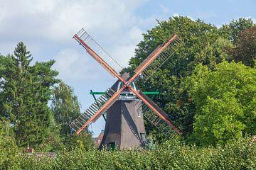 Bergedorfer Mühle, Bergedorf, Hamburg, Deutschland