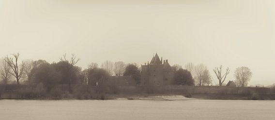 Slot Loevestein, Poederoijen, gemeente Zaltbommel.