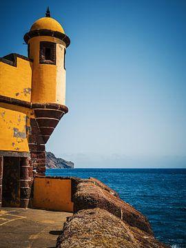 Madeira - Funchal / Fortaleza de Sao Tiago von Alexander Voss