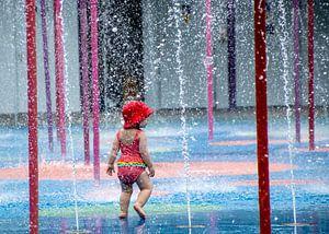 Tussen de fonteinen van Marlies Gerritsen