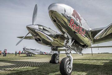 P-38 Lightning sur Jasper Scheffers