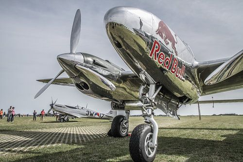 P-38 Lightning van Jasper Scheffers