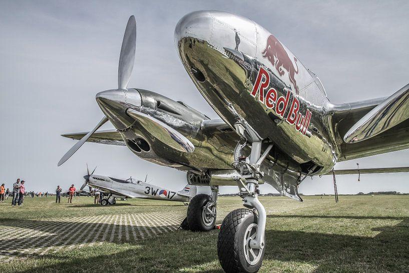 P-38 Lightning von Jasper Scheffers