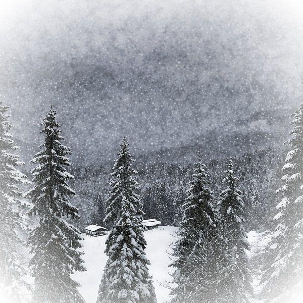 Wintermärchen HEMMERSUPPENALM I von Melanie Viola