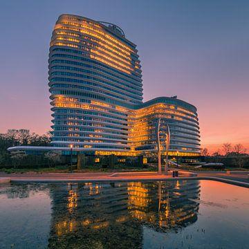 DUO-Gebäude, Groningen, Niederlande