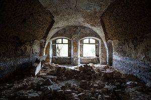 Fort de la Chartreuse - Vervallen gewelf