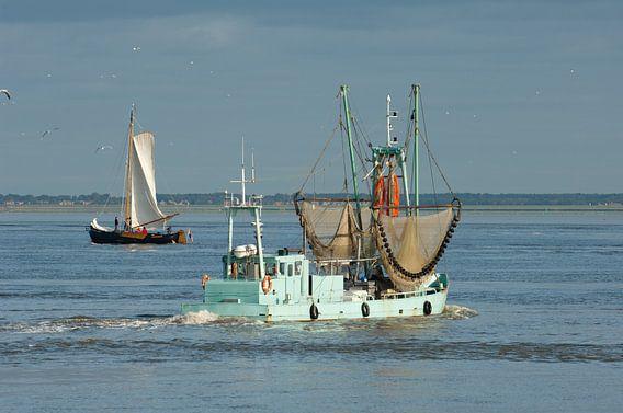 Vissersboot van Geertjan Plooijer
