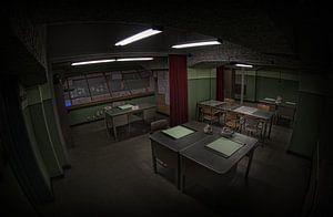 Geheime NAVO  Bunker