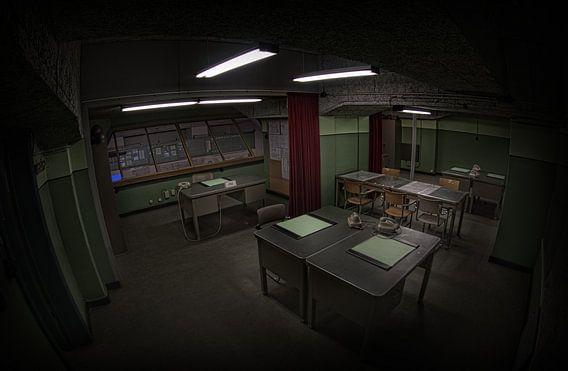 Geheime NAVO  Bunker van Eus Driessen