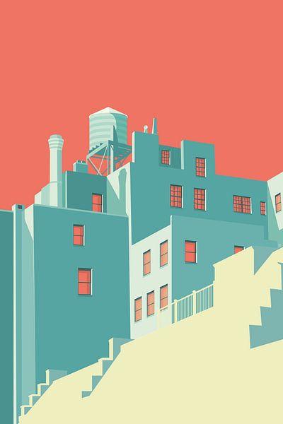 the Village NYC van Remko Heemskerk
