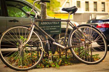 Fahrrad in New York City von Marcel Kerdijk