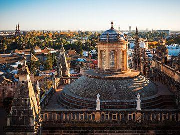 Seville Skyline sur Alexander Voss