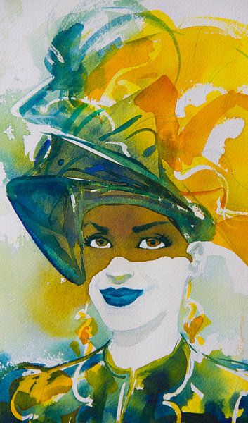 Africa beauty 2 von KEZA KADO