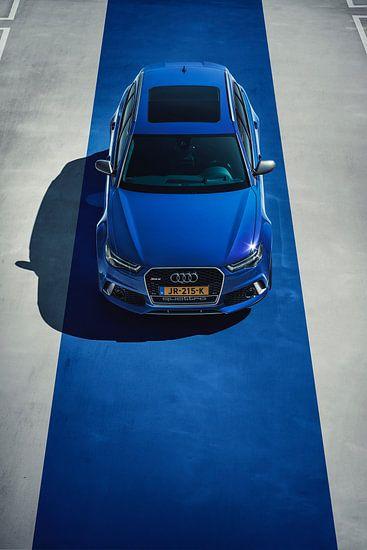 Audi RS6 Performance van Gijs Spierings