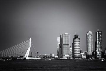 Skyline Rotterdam van Marit Lindberg