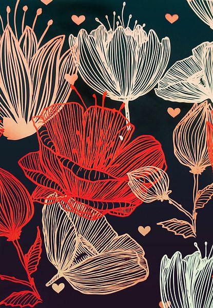 Floral von Angel Estevez