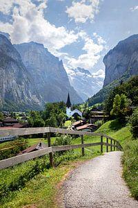 Lauterbrunnen, Zwitserland van