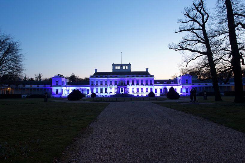 Blauw Paleis Soestdijk van Stephan van Krimpen