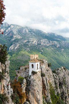 El Castell de Guadalest - Alicante, Spanje sur Sietske Driessen
