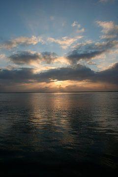 Achter de wolken schijnt de zon... von Jan Mulder