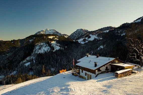 Berghut van Guido Akster