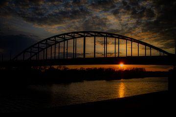John Frost brug in Arnhem van Comitis Photography & Retouch