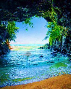 Hawaii Paradise van