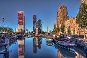Rotterdam Wijnhaven von Rene Ladenius