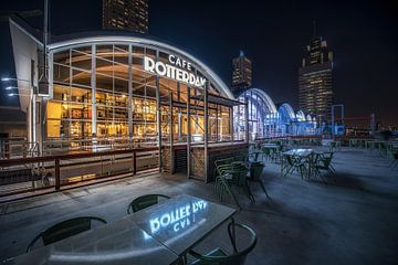 Cafe Rotterdam van Michiel Buijse
