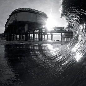 Black Gold Surf Scheveningen von STUDIO MELCHIOR