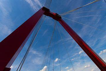 Kijk op Willemsbrug van Gertjan Hesselink