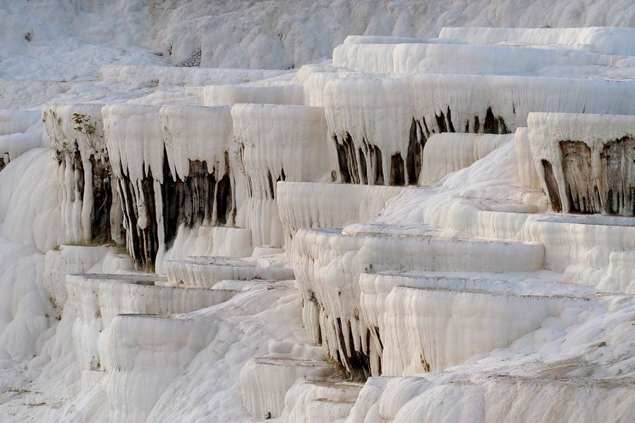 Kalksteenformaties van Ronald Jansen