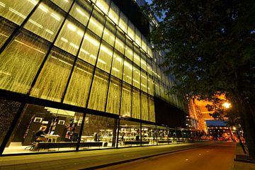De Universiteitsbibliotheek Utrecht op de Uithof von Donker Utrecht
