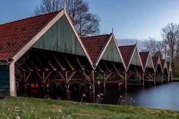 Boothuizen van Johan Mooibroek
