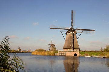 Windmühlen in Kinderdijk von Robin Jongerden