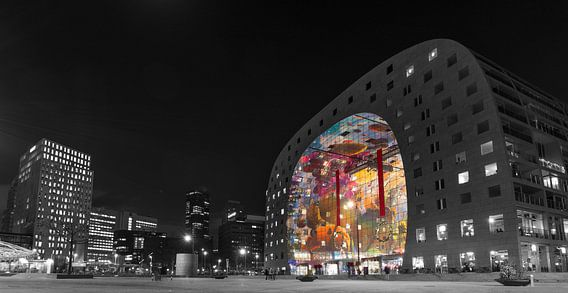 Rotterdam, Blaak van Guido Akster