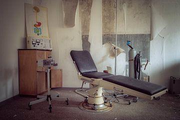vergeten doktersruimte van Kristof Ven