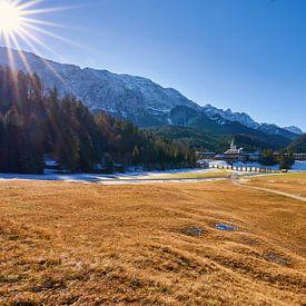 Schloss Elmau von Einhorn Fotografie