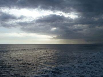 Uitzicht op zee van Michel Aalders
