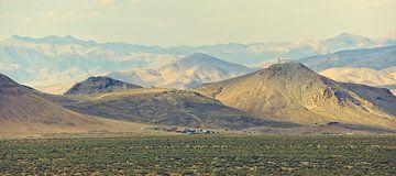 Excelsior Mountain 2 van Arjen van de Belt