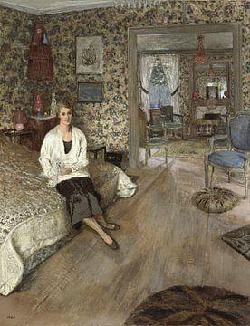 Die Gräfin Marie-Blanche de Polignac, Édouard Vuillard