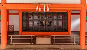 Japanse tempel 3 van FotovanHenk