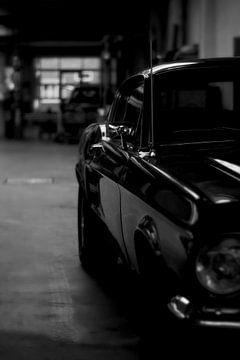 Ford Mustang von Kas Den Elzen