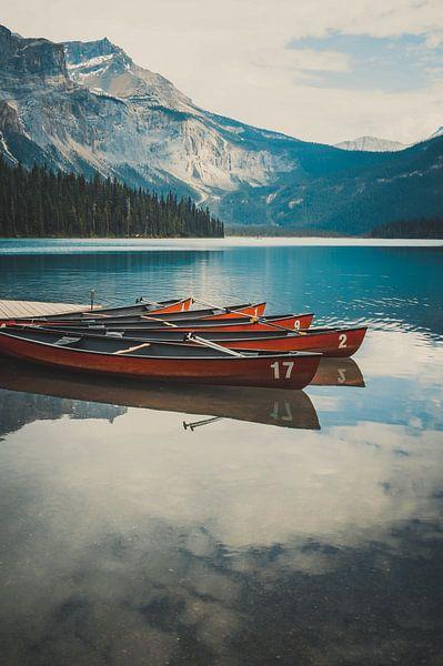 Emerald Lake van Joris Pannemans - Loris Photography