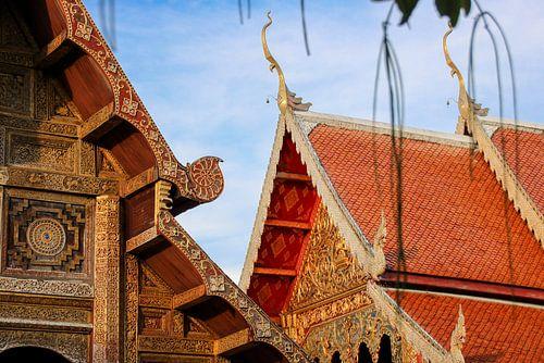 Thaise Tempels, Gouden daken