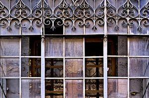 hokjesgeest: klassieke ramen