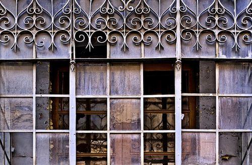 hokjesgeest: klassieke ramen van Sigrid Klop