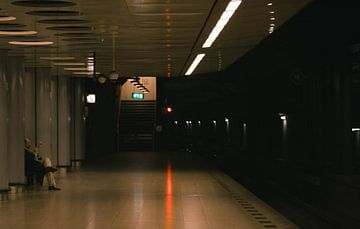 Trainman van Robin Groen