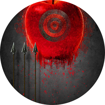 arrows and target van Dray van Beeck